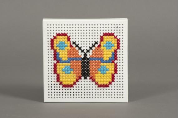 Caseta Decorativa Fluturi