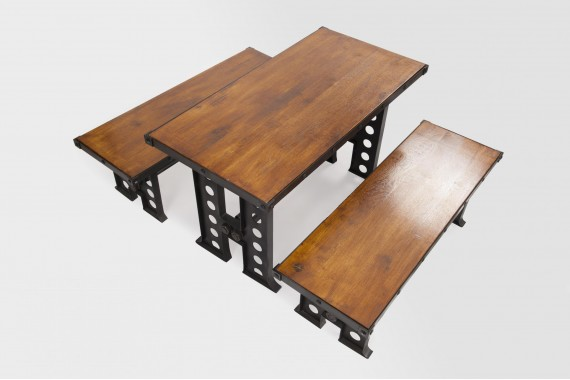 Set Mobilier Industrial