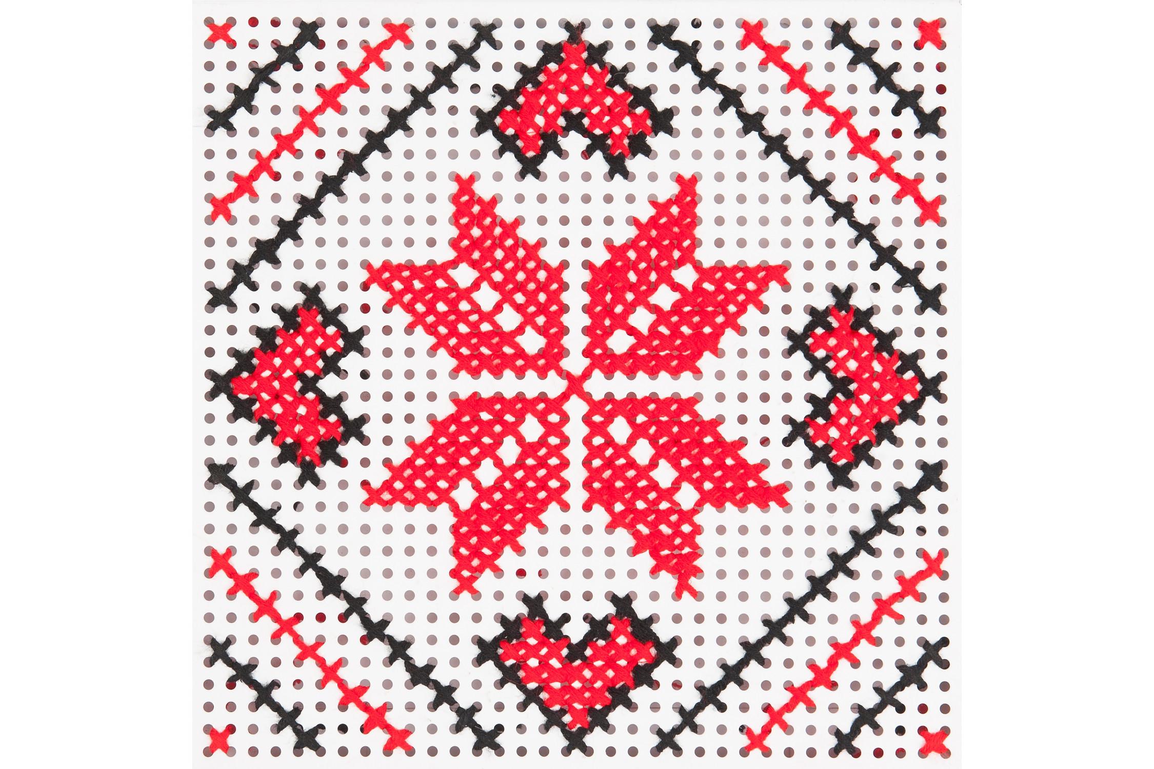 Panou Decorativ Steaua in Opt Colturi