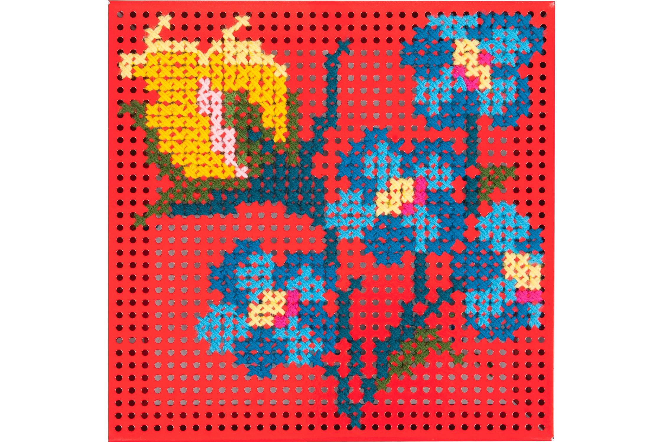 Panou Decorativ Mic Floarea