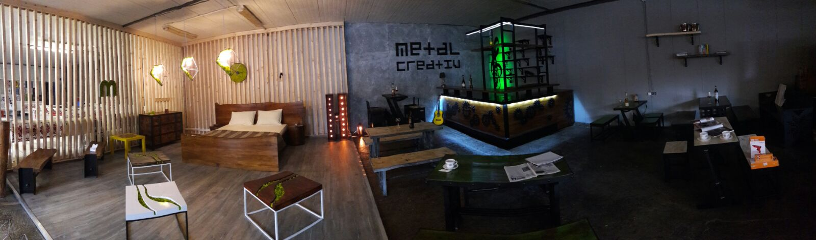 Showroom Metal Creativ